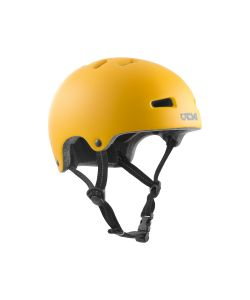 TSG Nipper Mini Solid Color Satin Mustard Kids Helmet