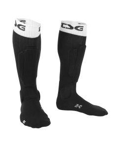 TSG Riot Black Socks