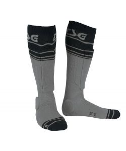 TSG Riot Grey Stripped Sock