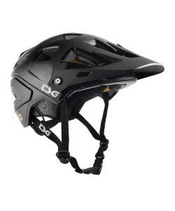 TSG Scope Mips Solid Color Gloss Black Helmet