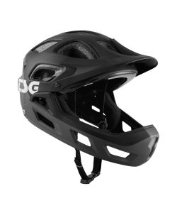 TSG Seek FR Graphic Design Flow Grey Black  Helmet