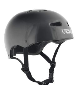 TSG Skate/Bmx Injected Color Injected Black Helmet