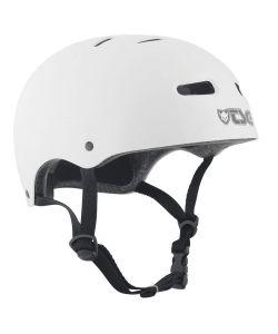 TSG Skate/Bmx Injected Color Injected White Helmet