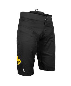 TSG Skillz Black Yellow Shorts