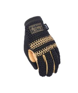 TSG SLIM KNIT GLOVE BLACK BEIGE ΓΑΝΤΙΑ