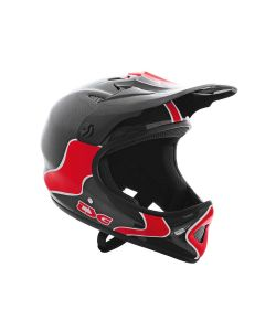 TSG Staten Carbon Red Helmet