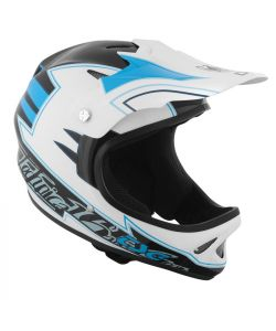 TSG Staten Graphic Design Arrow Black Blue Helmet
