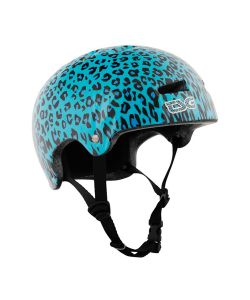 TSG Superlight Graphic Design Leo Blue Helmet