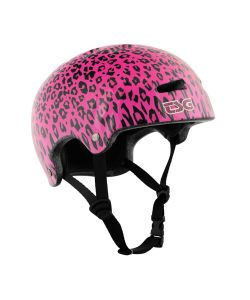 TSG Superlight Graphic Design Leo Pink Helmet