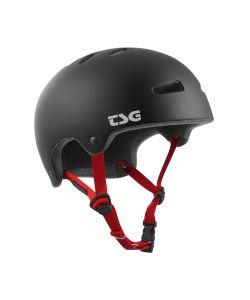 TSG Superlight Solid Color Satin Black Helmet