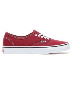 Vans Authentic Rumba Red/True White Men's Shoes