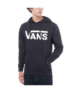 Vans Classic Pullover Men's Hoodie Ii Black White