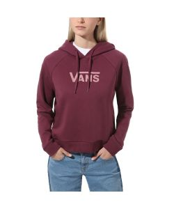 Vans Flying V Boxy Prune Women's Hoodie