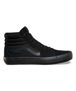 Vans Sk8-Hi Pro Blackout Men's Shoes