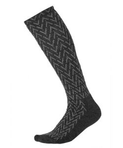 WEARCOLOUR CABIN BLACK SNOW SOCKS