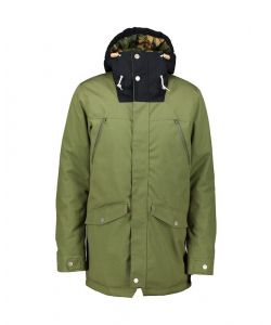 WEARCOLOUR DIVERSE OLIVE JACKET