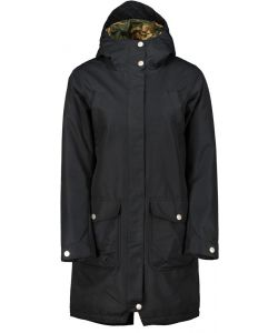 Wearcolour Halo Parka Black Women's Jacket