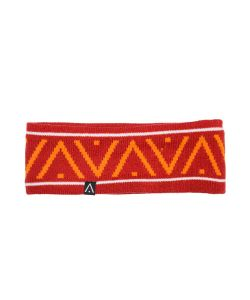 WEARCOLOUR KNIT FALU RED HEADBAND