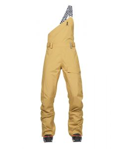 WEARCOLOUR LYNX SAND WOMENS BIB PANT