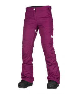 Wearcolour Stamp Plum Women's Γυναικείο Παντελόνι Snowboard