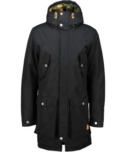 WEARCOLOUR STORM BLACK JACKET