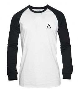 Wearcolour Ttr White Men's Long Sleeve T-Shirt