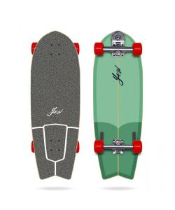Yow Eisbach The First Yow 30 Surfskate