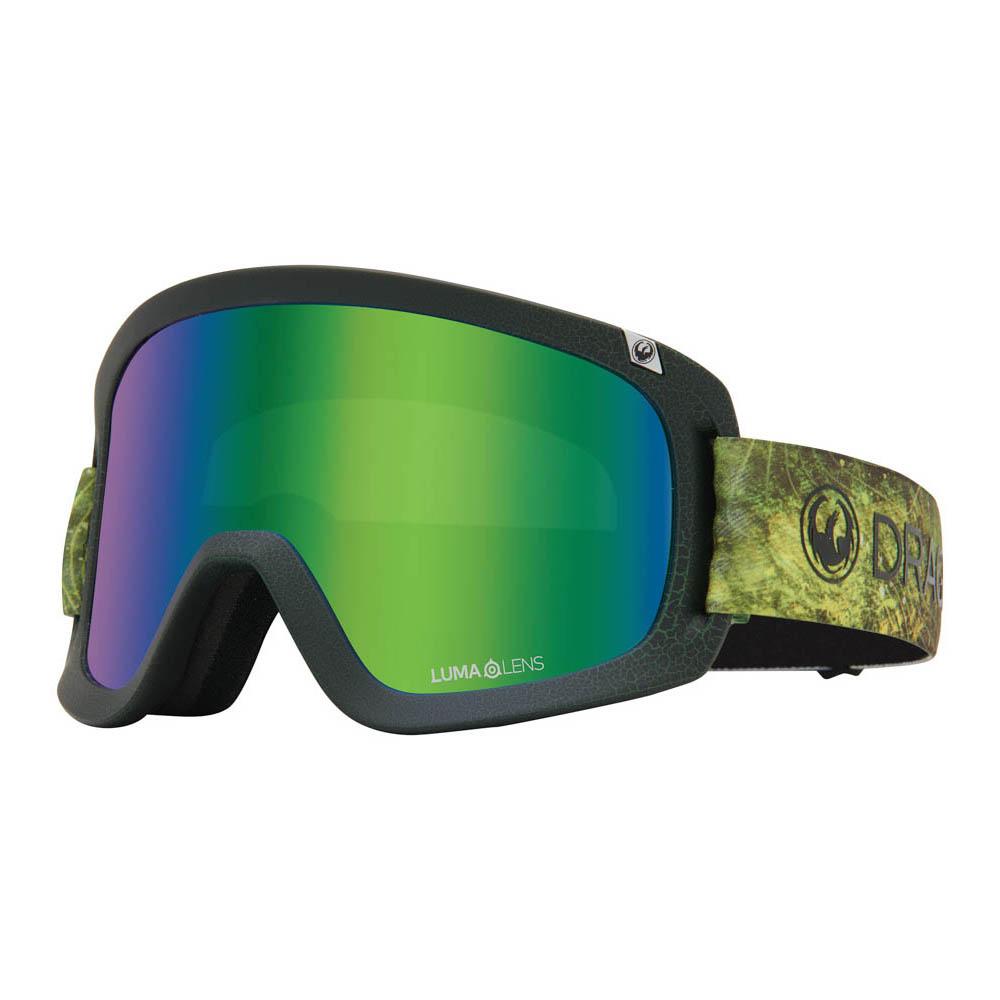 Dragon D1 OTG Terra Firma w/Lumalens Green Ion + Bonus Lens Snow Μάσκα