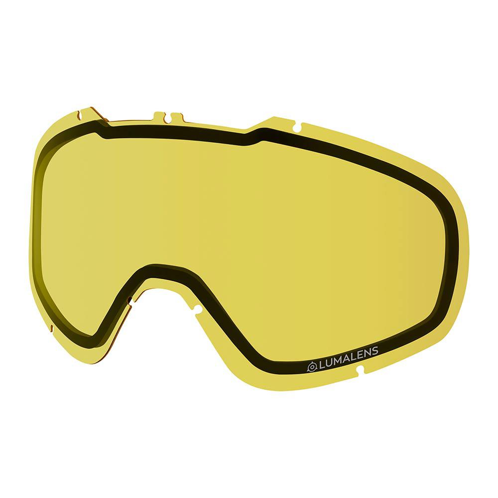 Dragon DX2 Base Lumalens Yellow Ανταλακτικός Φακός Μάσκας