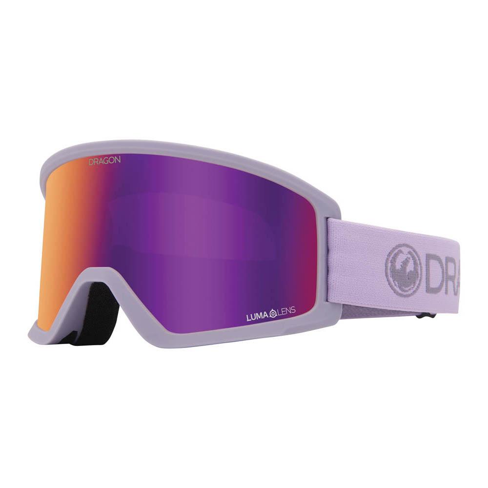Dragon DX3 OTG Ionized Ultraviolet w/Lumalens Purple Ion Snow Μάσκα