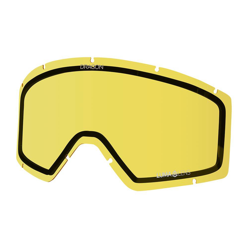 Dragon DX3 OTG Lumalens Yellow Ανταλακτικός Φακός Μάσκας