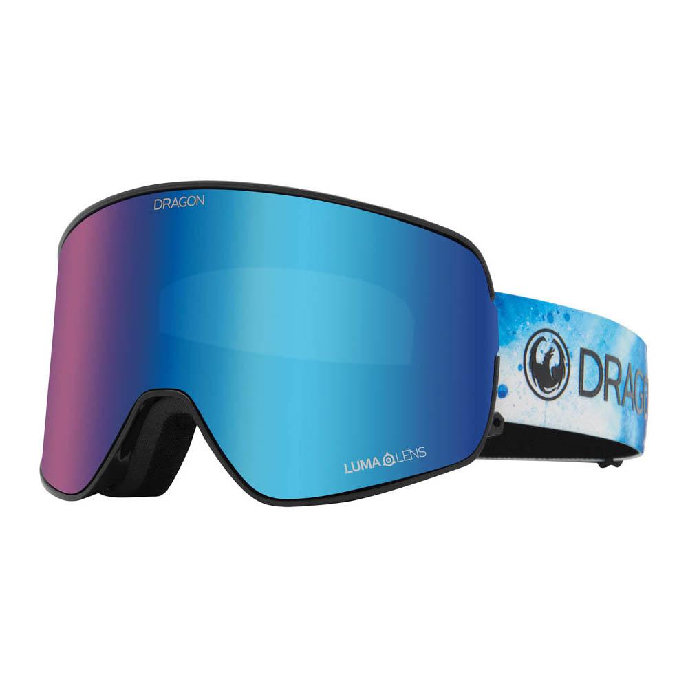 Dragon NFX2 Permafrost w/Lumalens Blue Ion + Bonus Lens Snow Μάσκα