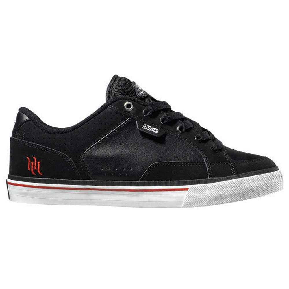 DVS Carson Black Nubuck Hart Ανδρικά Παπούτσια