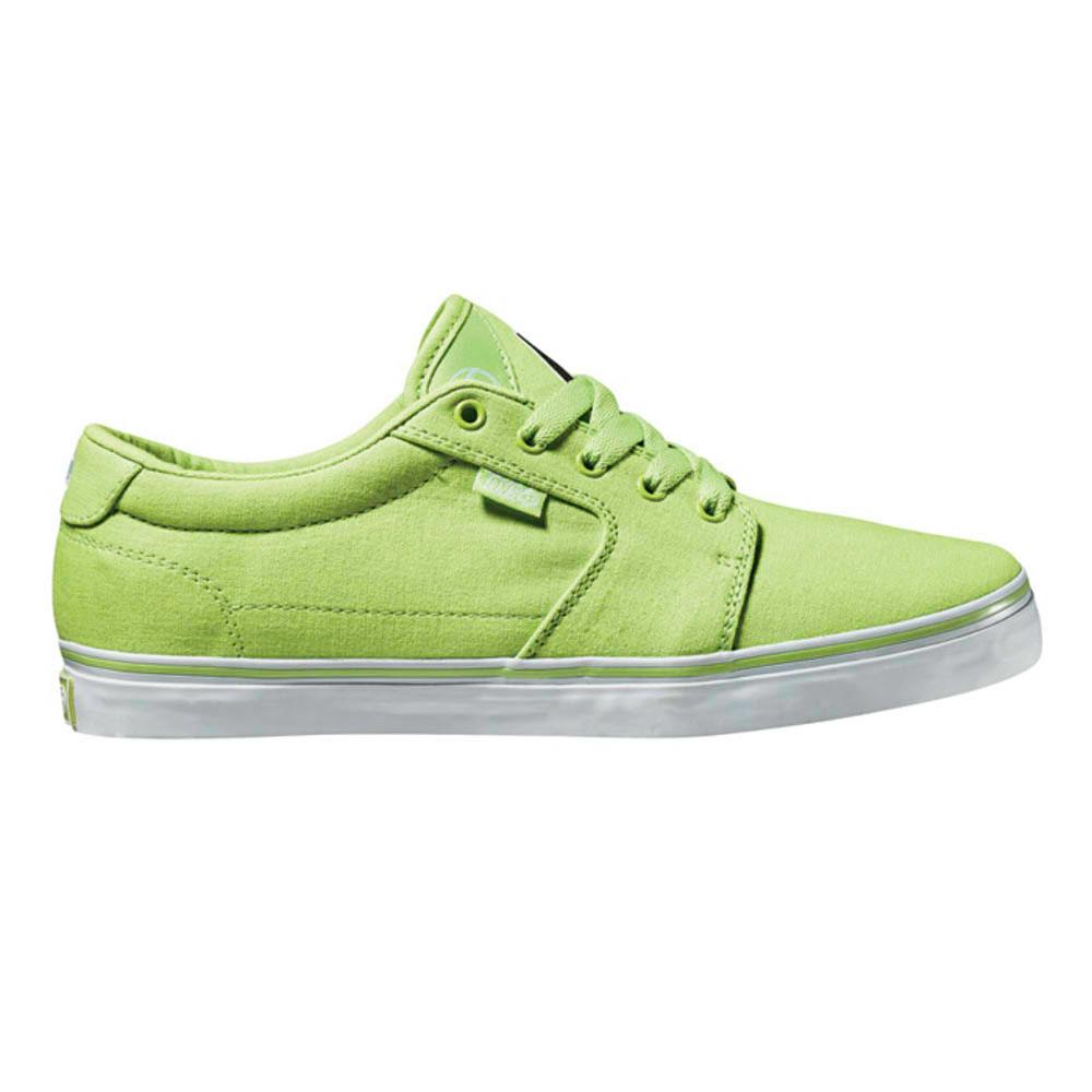 DVS Convict Keirin Lime Canvas Men's Shoes