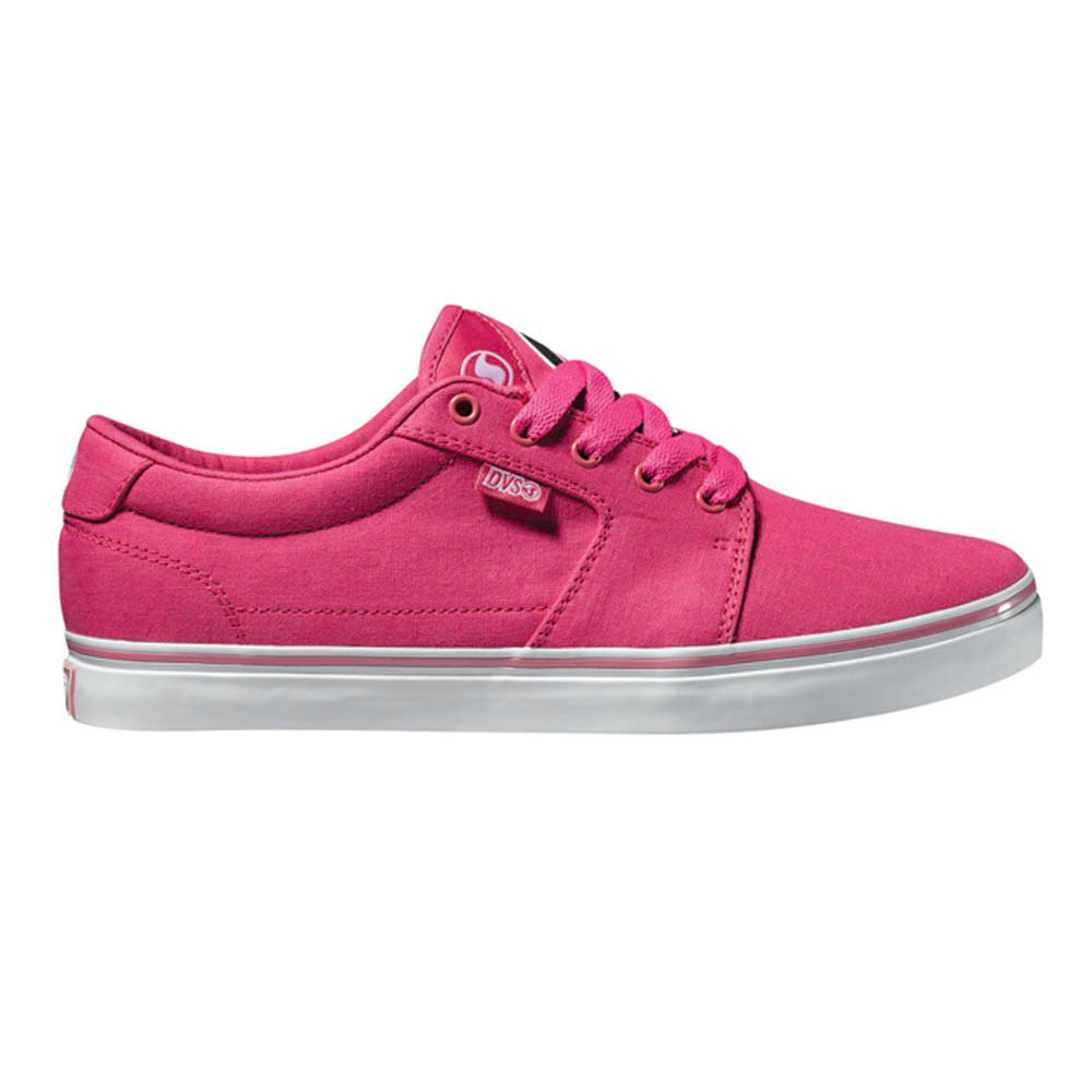 DVS Convict Keirin Pink Canvas Men's Shoes