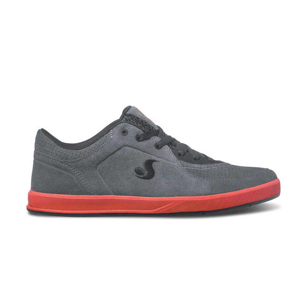 DVS Endeavor Grey Black Suede Ανδρικά Παπούτσια