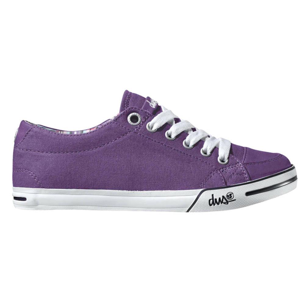 DVS Farah Purple Canvas Γυναικεία Παπούτσια