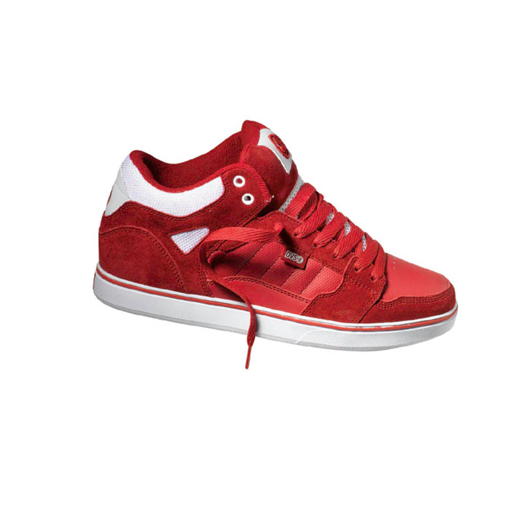 DVS Huf Mid Throw Red Παπουτσια