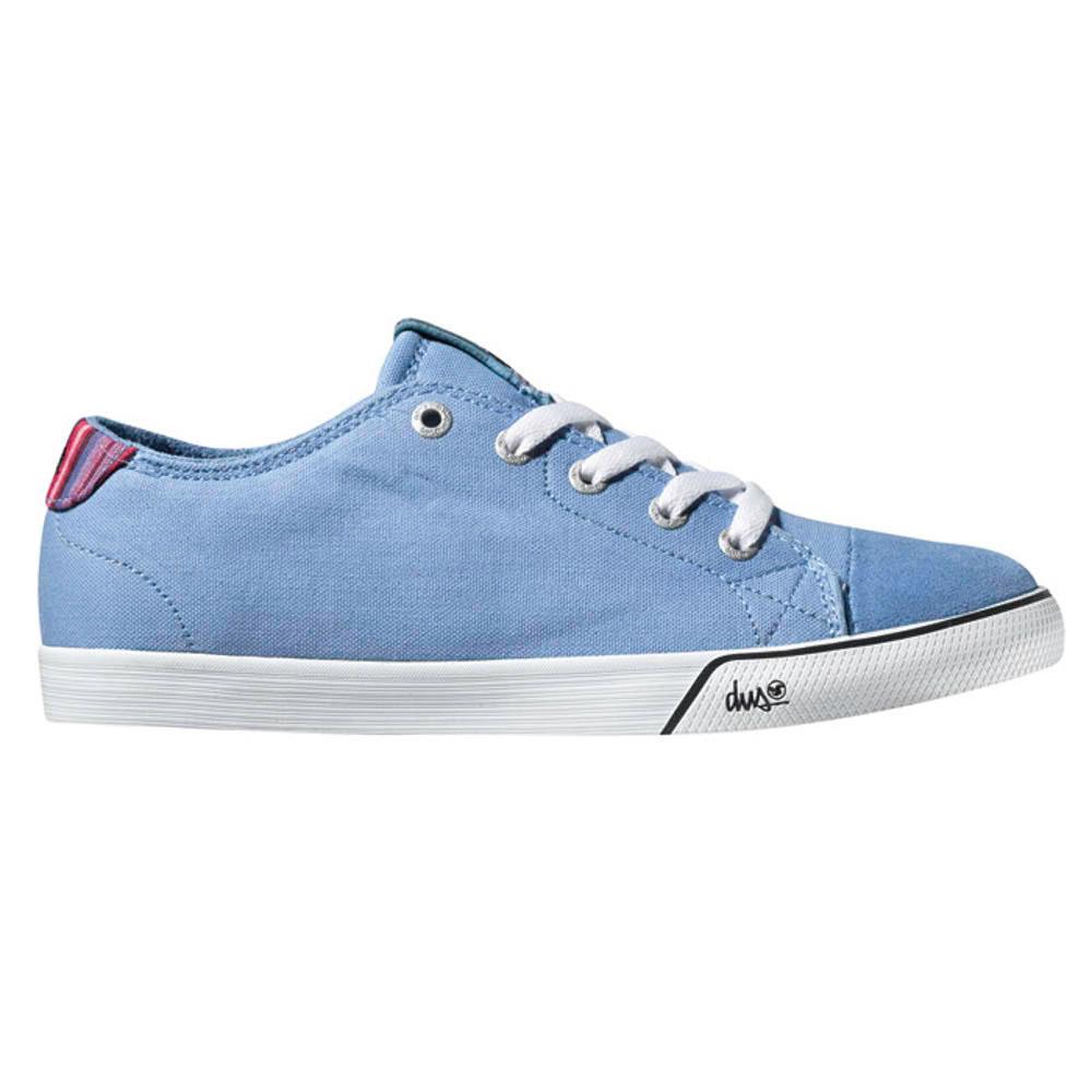 DVS Jax Blue Canvas Γυναικεία Παπούτσια