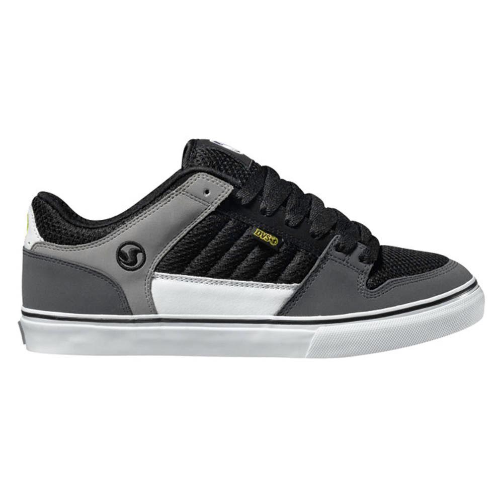 DVS Munition Ct Sand Series Black Grey Nubuck Ανδρικά Παπούτσια