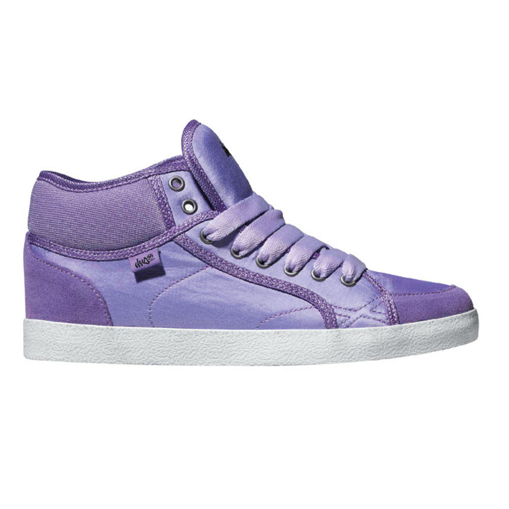 DVS Rana Hi Paisl/Purple Women's Shoes