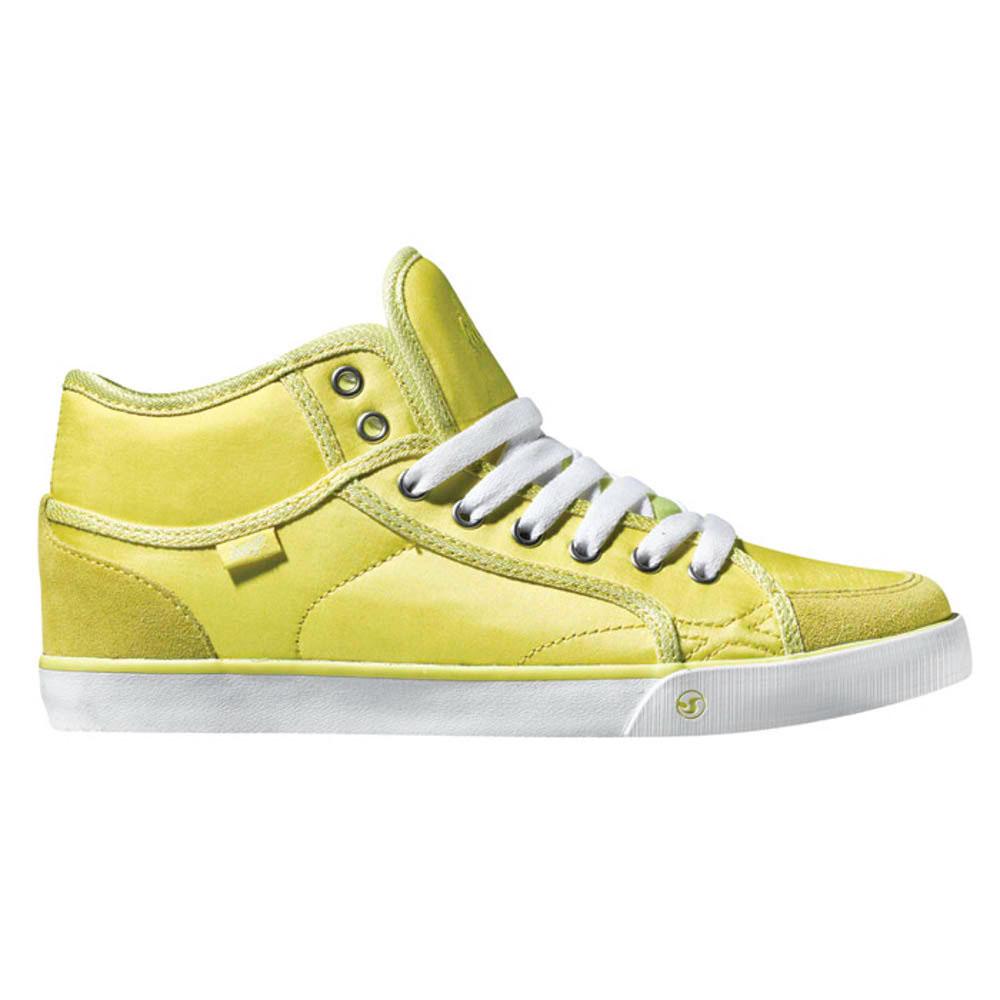 DVS Rana Mid Yellow Satin Γυναικεία Παπούτσια