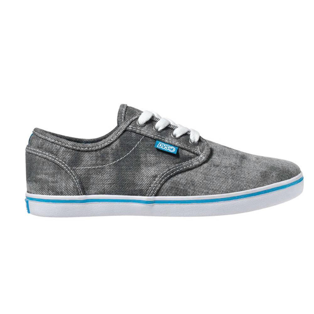DVS Rico Ct Black Acid Wash Twill Γυναικεία Παπούτσια