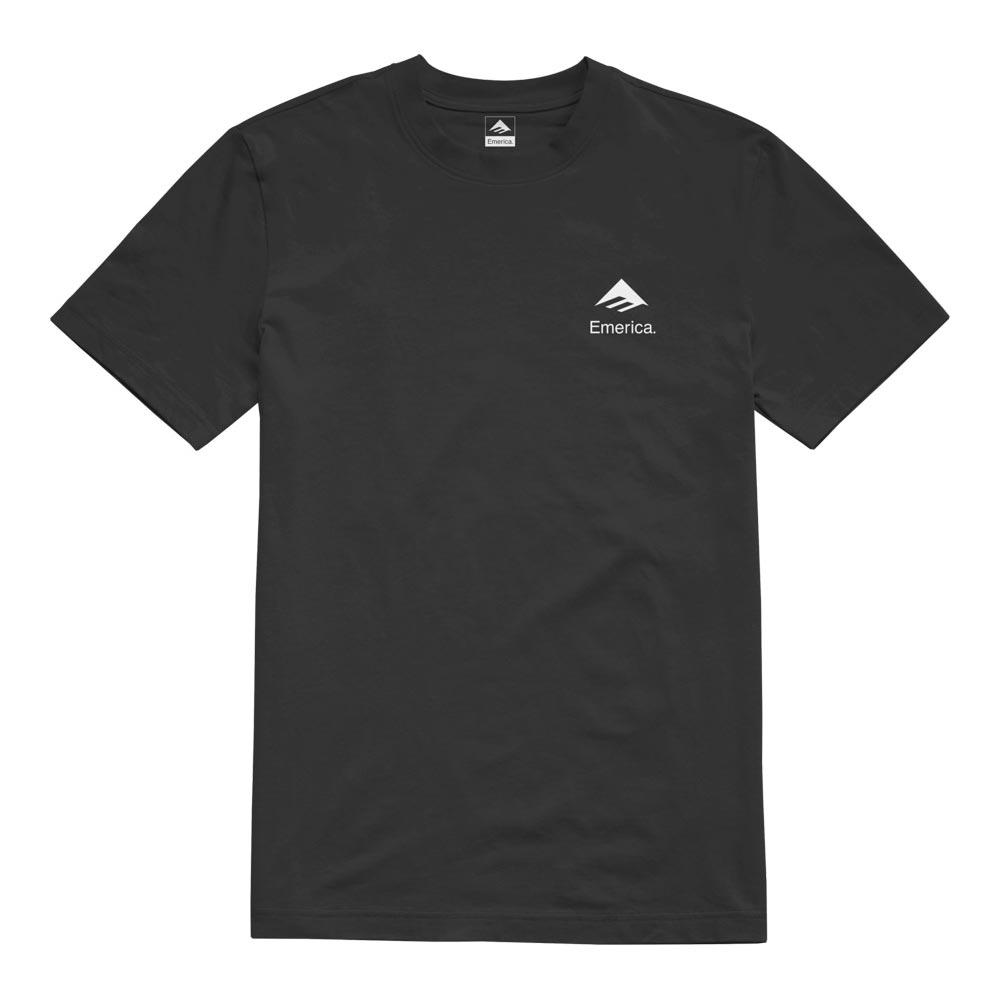 Emerica Endure Black Men's T-shirt