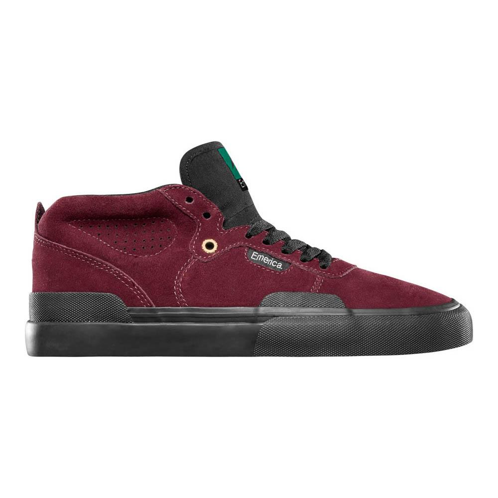 Emerica Pillar Oxblood Αντρικά Παπούτσια