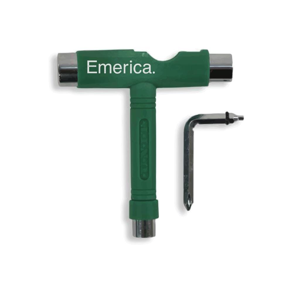 Emerica Skate Tool Green