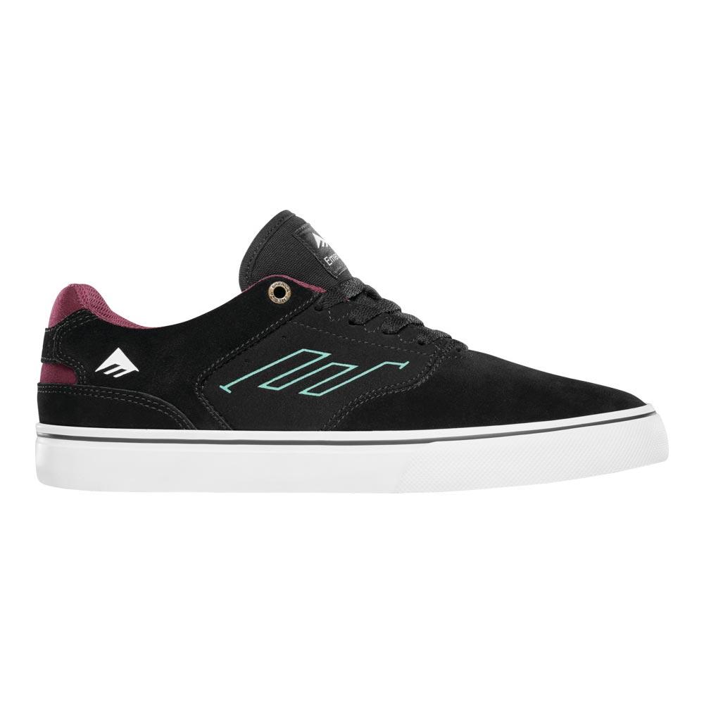 Emerica The Low Vulc Black Men's Shoes