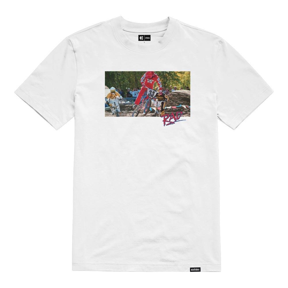 Etnies Rad White Men's T-Shirt