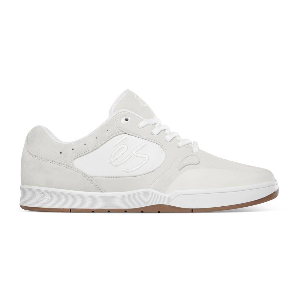 Es Swift 1.5 White White Gum Men's Shoes