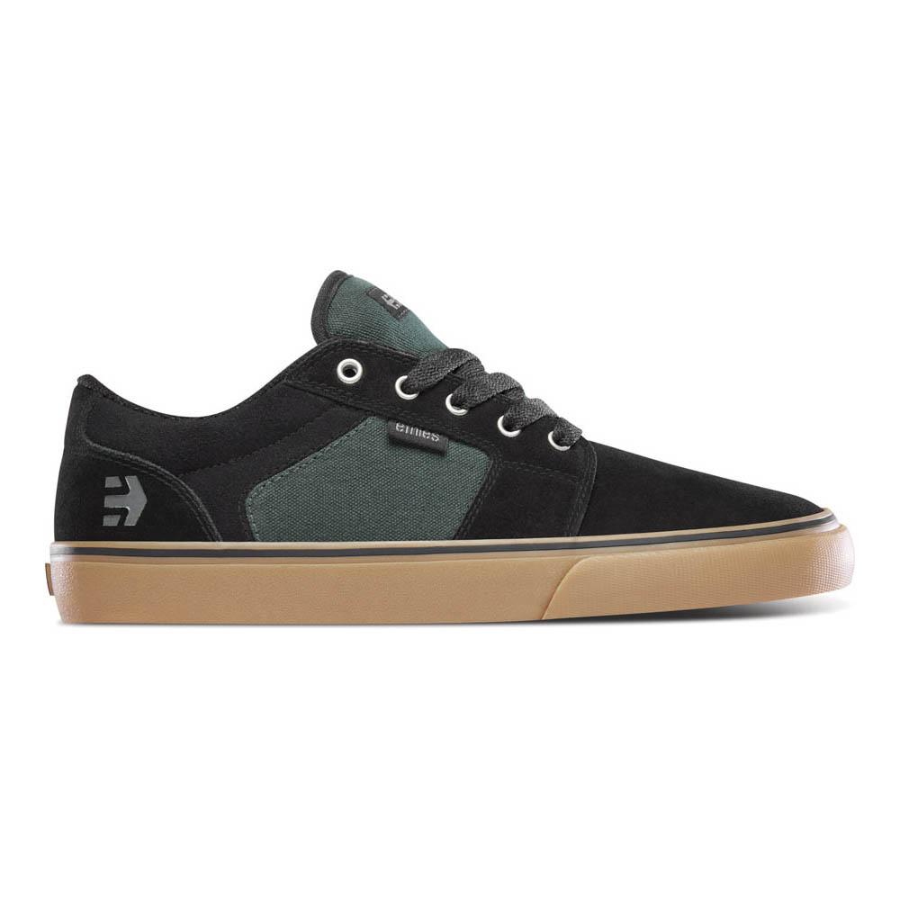 Etnies Barge Ls Black Green Gum Ανδρικά Παπούτσια